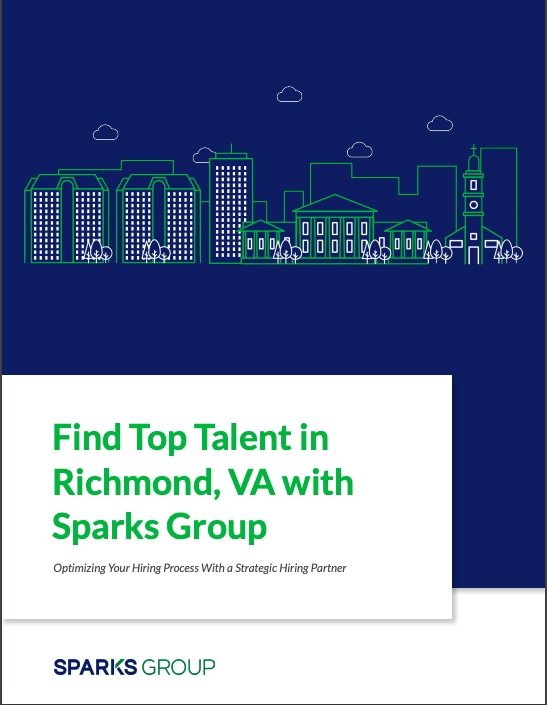 Find Top Talent in Richmond VA with Sparks Group