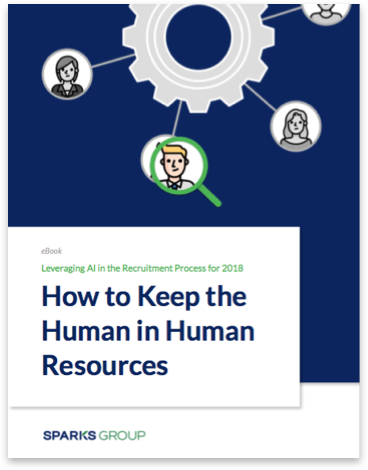 eBook: How to Keep the Human in HR, Leveraging AI for Recruiting